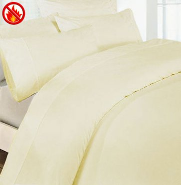 Fire Retardant Duvet Cover
