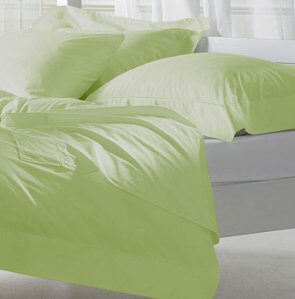 Duvet cover sets - plain colour