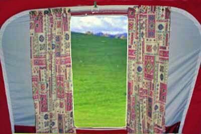 Awning Curtains For Caravan