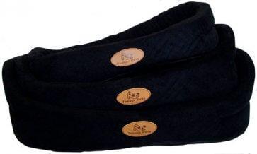Dog Beds S6 - Corduroy Black