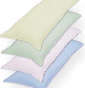 Bolster case for bolster pillow
