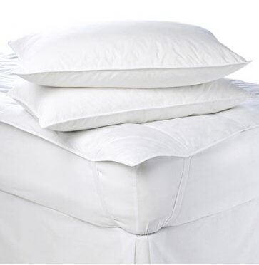 100% Duck Feather Pillows