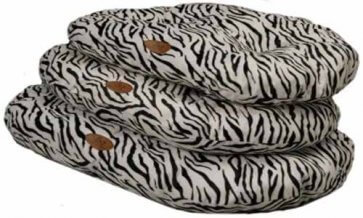 Zebra Cushion Covers for pets -S3